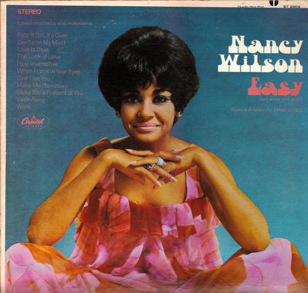 Nancy Wilson's album Easy (1968)