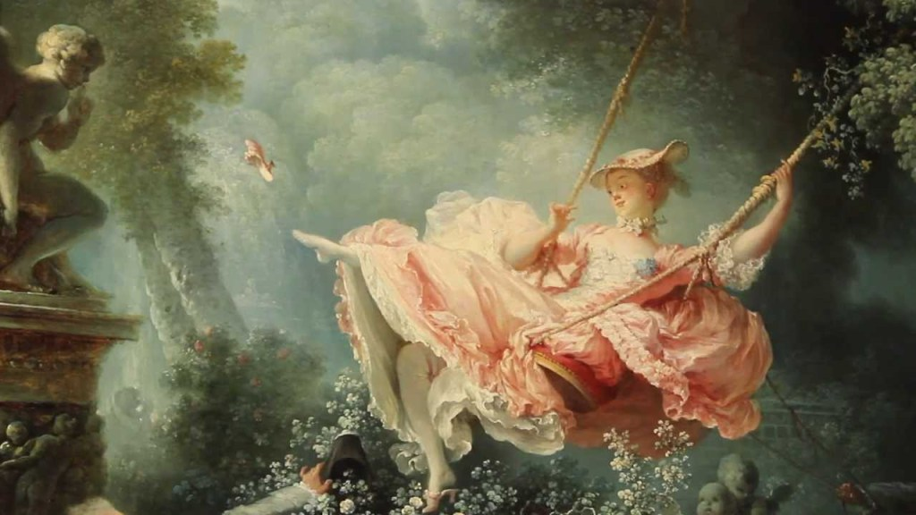 Francois Boucher — The Swing