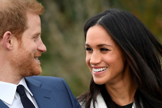 Mad About Each Other: Harry and Meghan - The Oxford Astrologer