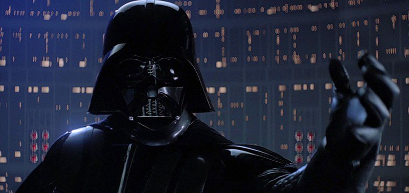 Darth Vader is an avatar of Pluto.
