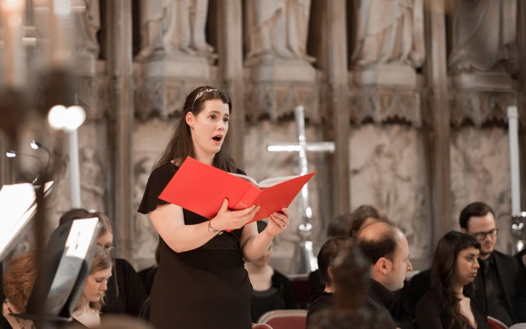 Performer Focus: Aileen Thomson