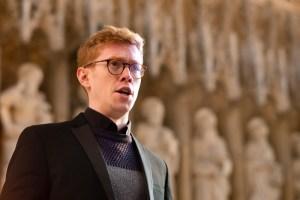 Choral Scholar Focus: James Jenkins