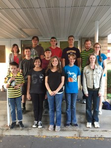 Harvest Fest 2015, our teens from FBCO