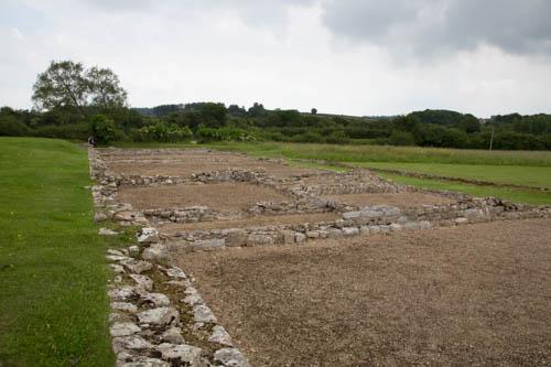 Roman Ruins, June 2014