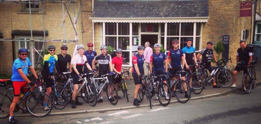 OCC Saturday Club Ride and Social Ride
