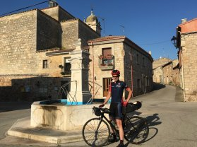 In the summer of 2018, James Piggot rode the Camino de Santiago in northern Spain, an epic 10 day adventure from Biarritz in France to the famous pilgrimage destination of Santiago de Compostella in Galicia