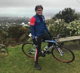 Fed up with the prolonged heatwave of 2018, Mike Lowndes headed to Wellington, the capital of New Zealand, for some winter riding.
