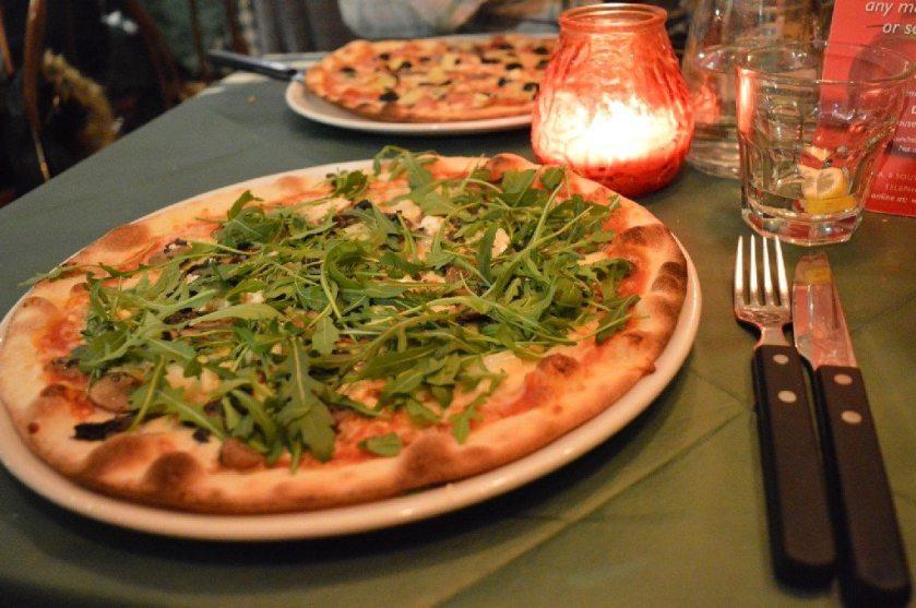 Pizza Night at Mamma Mia
