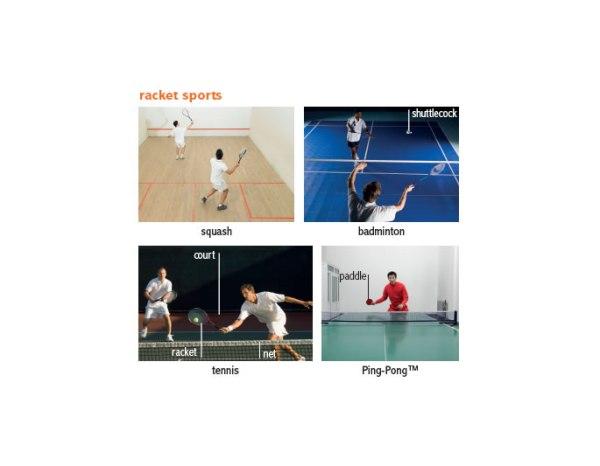 badminton noun - Definition, pictures, pronunciation and ...