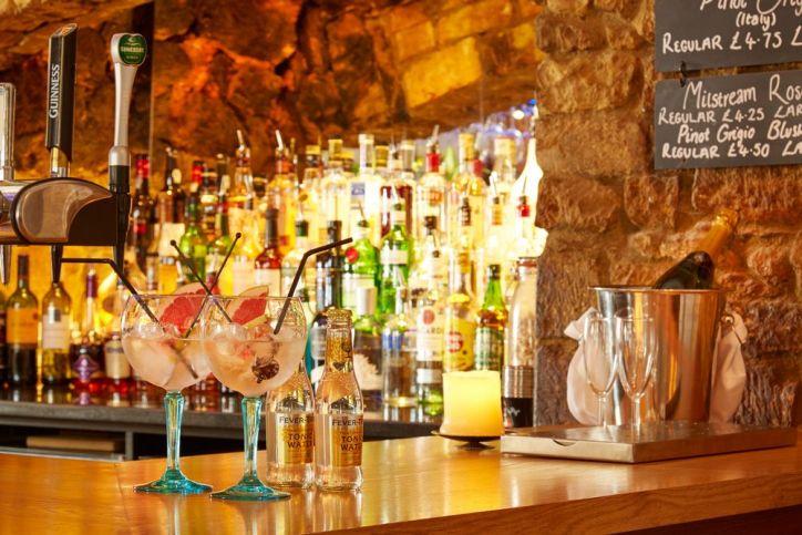 Oxfordshire Hotels Cocktails