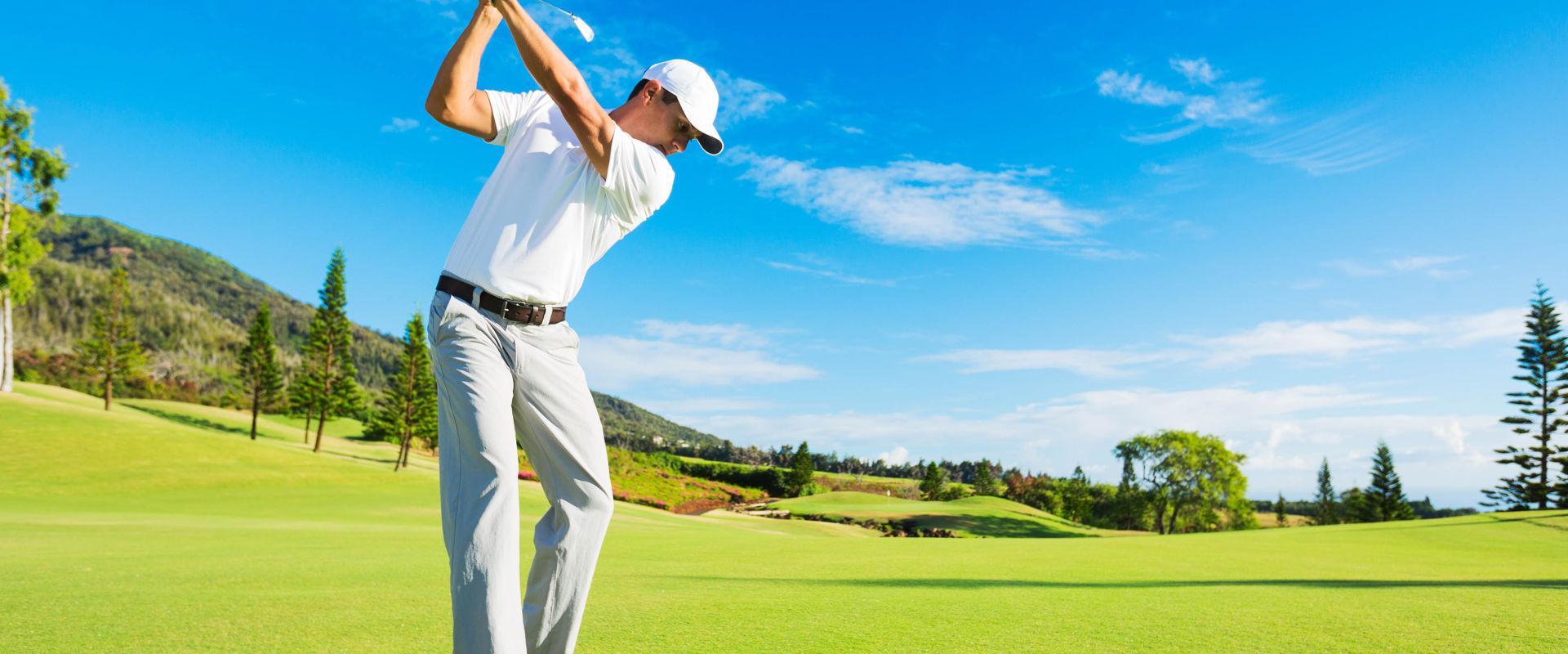 Golf Breaks Oxfordshire