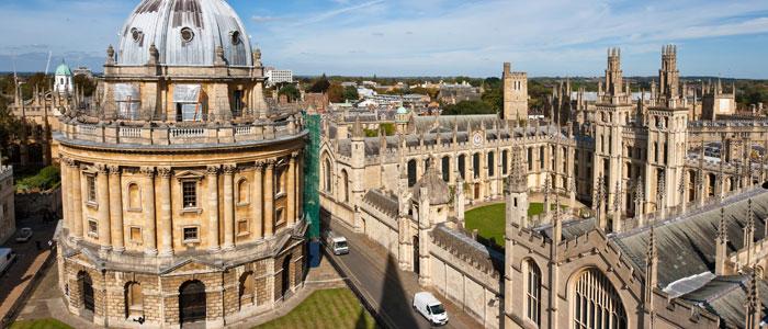 Chauffeur Driven Oxford City Tour