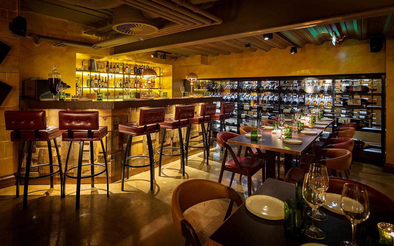Tapas Restaurant And Bar