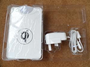 qi charging plate