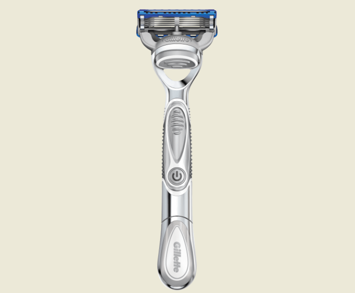 Gillette Fusion Silver Touch