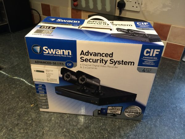 Review swann advanced security system oxgadgets as avid readers of oxgadgets i am sure you like us have an extensive and ever growing wish list of gadgets to fill your home solutioingenieria Choice Image