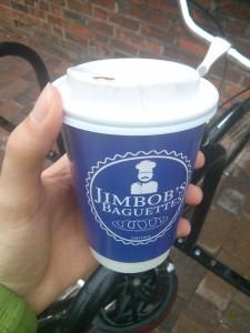 Jimbob's hot chocolate