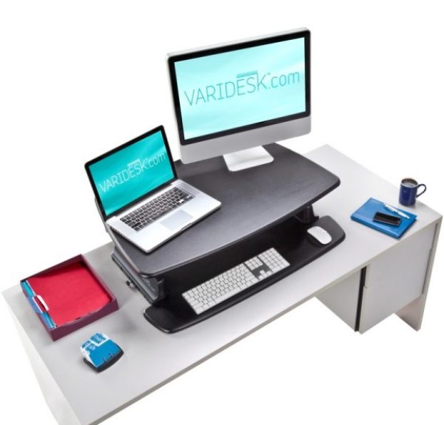 varidesk-dual-black-mid-position-red