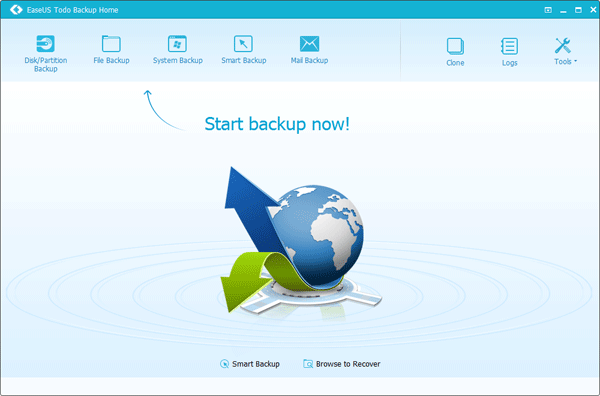 EASEUS - home-backup-software