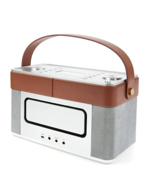 review ted baker finisterre dab fm bluetooth enable radio. Black Bedroom Furniture Sets. Home Design Ideas