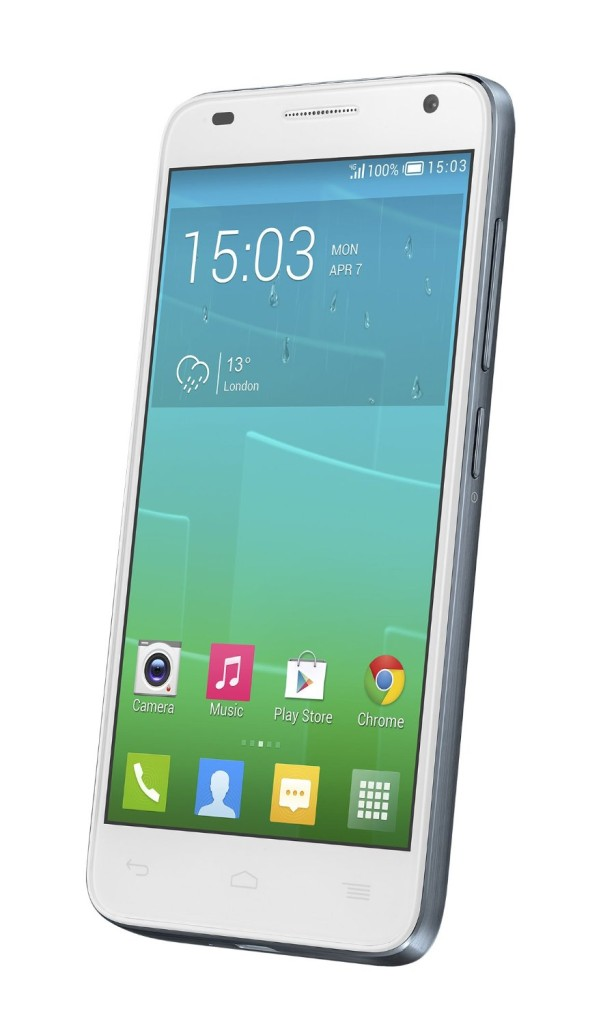 alcatel onetouch idol 2 mini s front