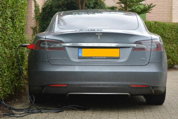 tesla - electric car