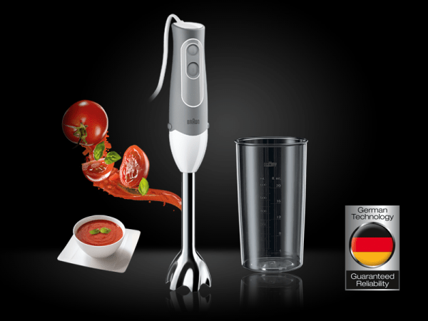 Review: Braun MQ 500 Soup (Hand Blender) - blend your way to a ...