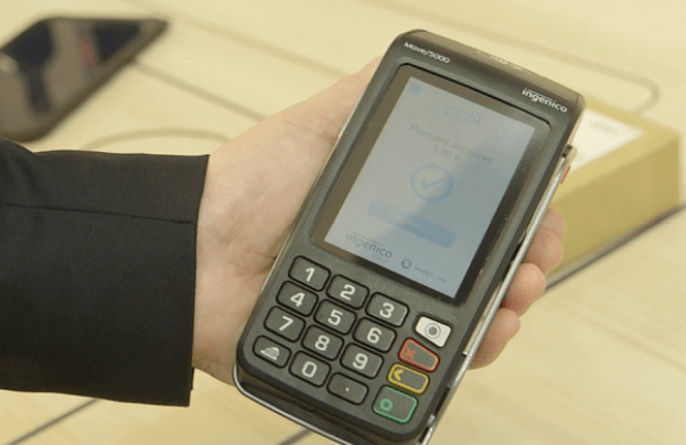 Samsung CCP secure digital cash contactless
