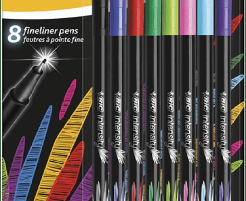 bic pens intensity fine