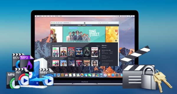 DRM Media Converter for Mac by Tuneskit - OxGadgets