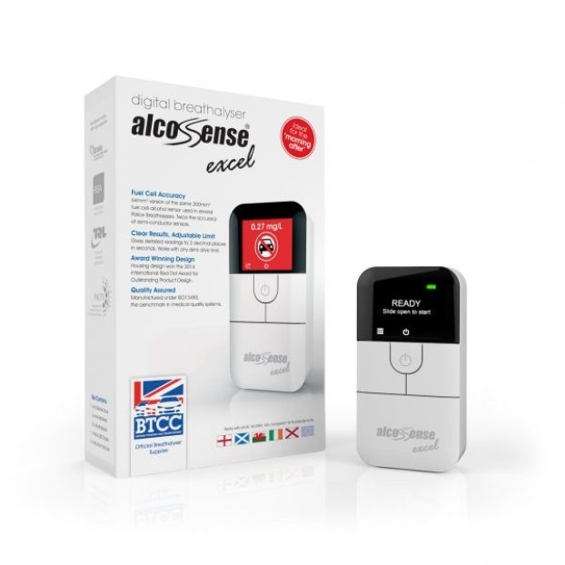 alcosense excel breathalyster review
