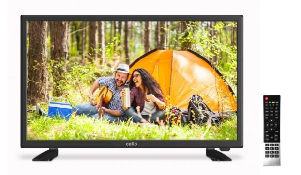 cello electronics battery operated tv