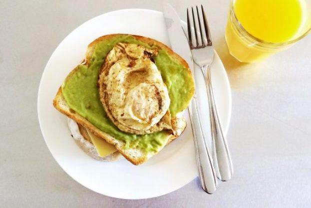 home ownership avocado sandwich