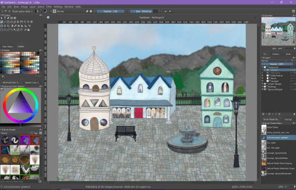 krita free download for android