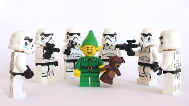 lego, elf, cute, odd one out, stormtroopers, not welcome, dycalculia, dyslexia,
