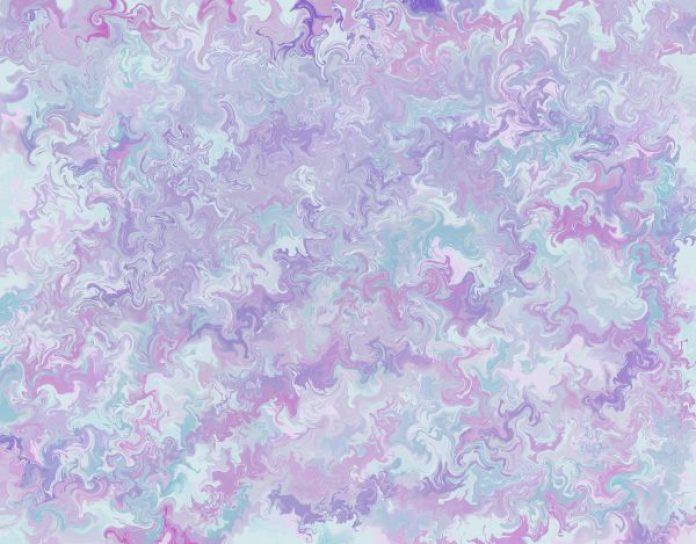 digital art vs analogue art marble painting corel pattern texture colourful