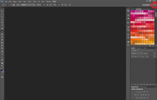 apps, art, beginners, configuration, configure, desktop, digital art, guide, how to, krita, open source, photoshop, programs, raster, raster art, raster editor, set up, technology, tutorial, tutorials, windows 10, workspace, reset, save, personalise, switch, adjust,