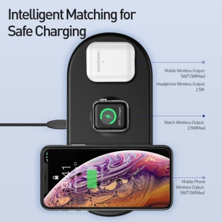 3-in-1 charging