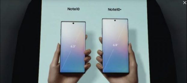 samsung galaxy note 10 10+