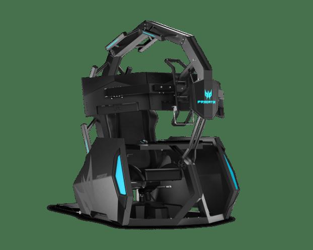 Acer announce Predator Triton 300 and the Thronos Air Gaming