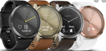 Garmin vivomove series