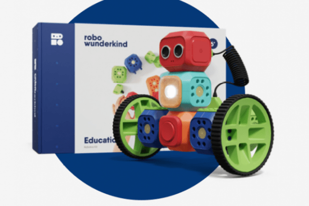 Robo Wunderkind robotics kit