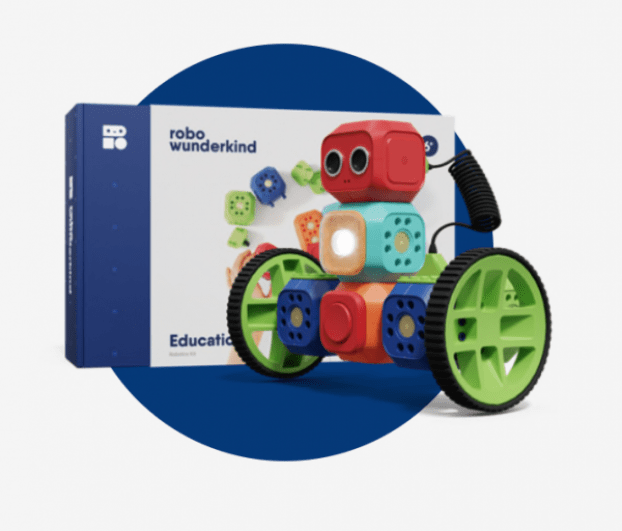 Robo Wunderkind robotics kit