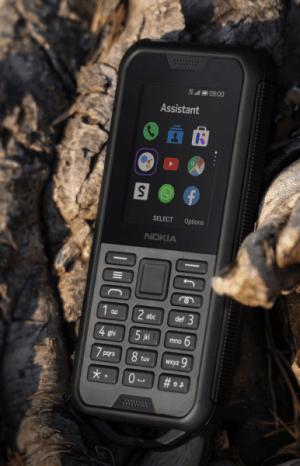 Nokia 800 Robust