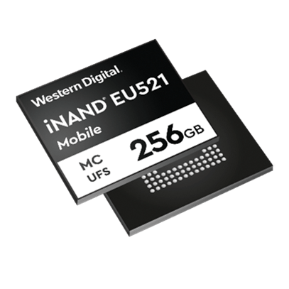 Western Digital iNAND MC EU521