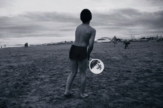 Photo plage | Enfant