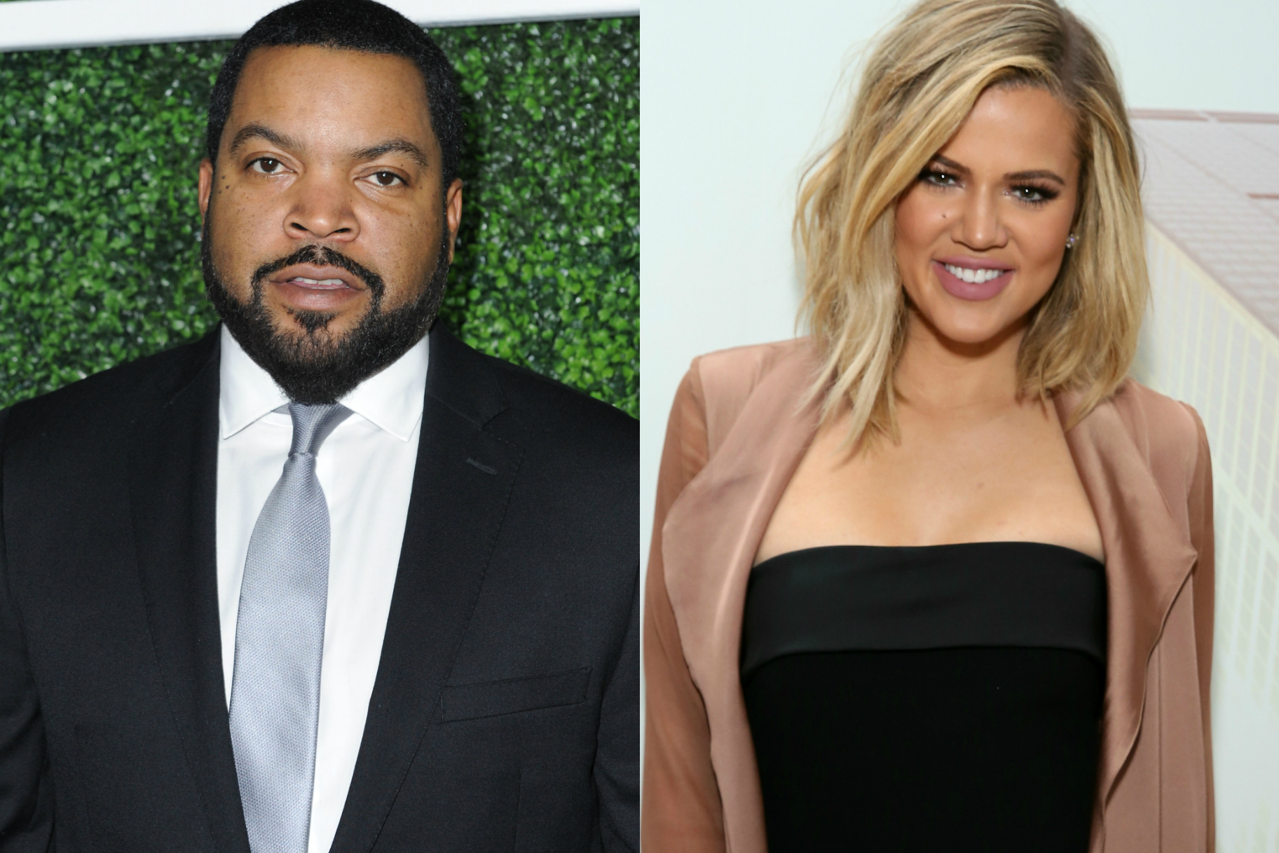 Ice Cube Disapproves Of Khloe Kardashians Thirst For His