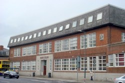 Marino College building