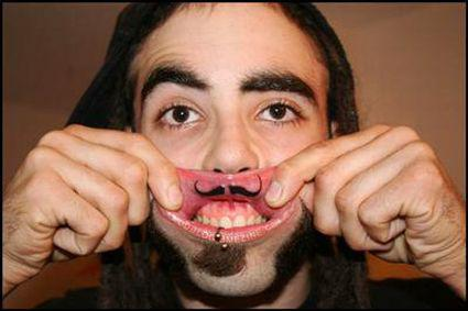 Moustache Movember 3