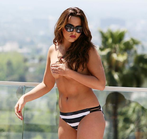 nadia forde bikini